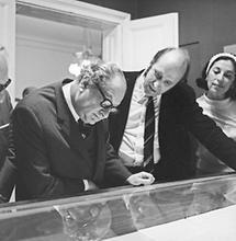 Eröffnung des Sigmund Freud Museums (1)