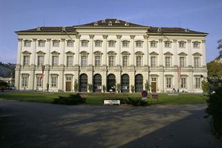 Das Palais Liechtenstein in Wien (1)