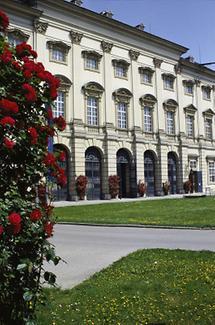 Das Palais Liechtenstein in Wien (2)