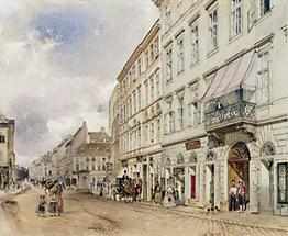 Wohnhaus des Fürsten Liechtenstein
