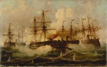 Seeschlacht bei Lissa (2)