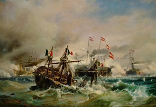Lissa naval battle