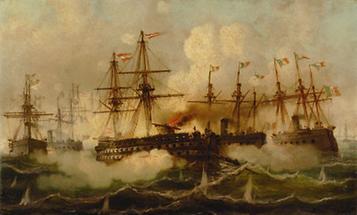 Seeschlacht bei Lissa (1)