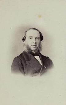 Portrait Heinrich von Littrow