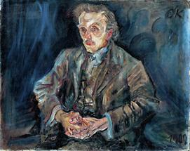 Portrait Adolf Loos