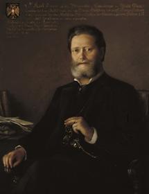 Der Wiener Bürgermeister Karl Lueger