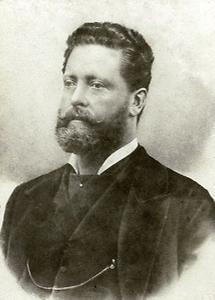 Portrait von Karl Lueger