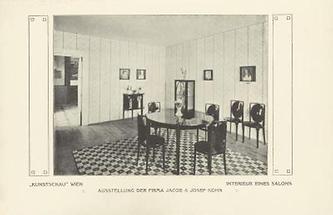 Katalog zur Kunstschau 1908 (1)