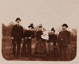 Familien Hess und Wiedling