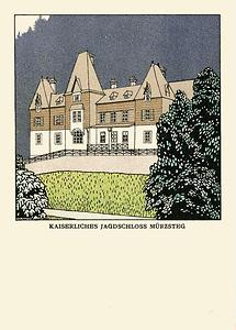 Wiener Werkstätte Postkarte Nr. 263