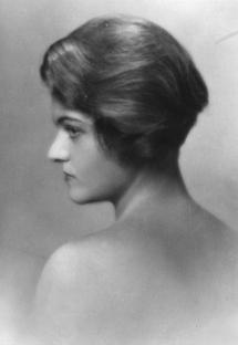 Portrait Anna Mahler
