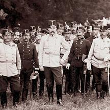 Thronfolger Erzherzog Franz Ferdinand