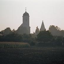 Kirche und Karner von Burgschleinitz