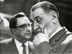 Bruno Marek und Felix Slavik