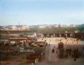 Der Matzleinsdorferplatz