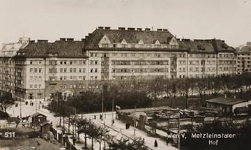Sozialer Wohnbau Metzleinstalerhof