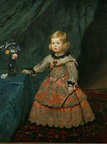 Die Infantin Margarita Teresa