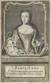 Erzherzogin Maria Anna von Österreich
