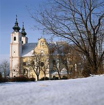 Wallfahrtskirche bei Horn