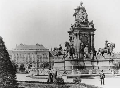 Denkmal der Kaiserin Maria Theresia in Wien, © IMAGNO/Austrian Archives