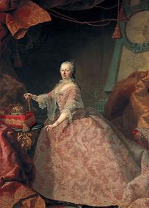 Kaiserin Maria Theresia (2)
