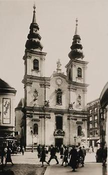 Die Mariahilfer Kirche (2)
