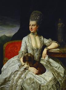 Erzherzogin Marie-Christine, Tochter von Maria Theresia