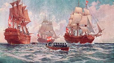 Segelschiff Marine