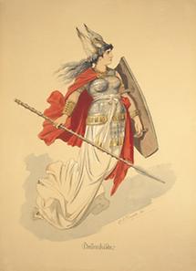 Die Nibelungen - Brünnhilde