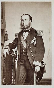 Erzherzog Ferdinand Maximilian von Österreich (1)