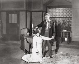 Lotte Medelsky und Georg Reimers