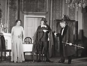 Lotte Medelsky in Große Szene