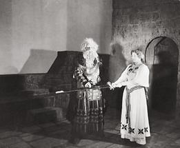Lotte Medelsky in