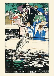 Wiener Werkstätte Postkarte Nr. 661