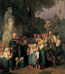 Johannisandacht in Sievering