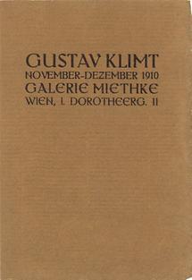 Klimt-Austellung in der Galerie Miethke