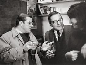 Roland Goeschl und Josef Mikl