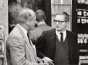 Otto Preiser und Josef Mikl