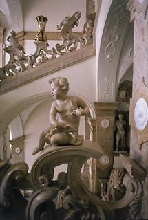 Hochzeitsstiege im Schloss Mirabell