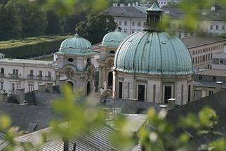 Dreifaltigkeitskirche in Salzburg
