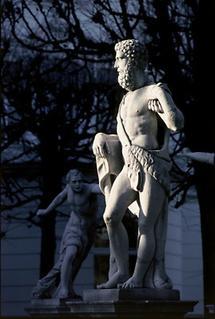 Statuen im Schlosspark Mirabell