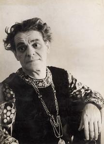 Alexander Moissi als Jedermann