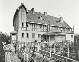 Doppelhaus Carl Moll und Kolo Moser (2)