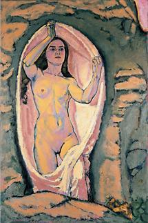Venus in der Grotte (1)