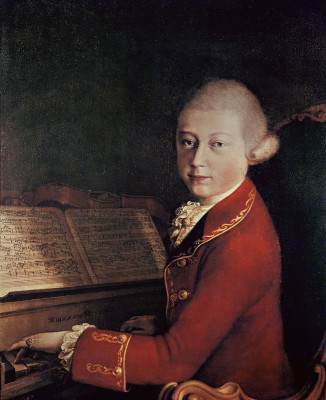 Wolfgang Amadeus Mozart in Verona, © IMAGNO/Austrian Archives (Ö)