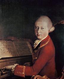 Wolfgang Amadeus Mozart in Verona