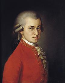 Wolfgang Amadeus Mozart (1)