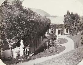 Villa Bertramka in Smichow