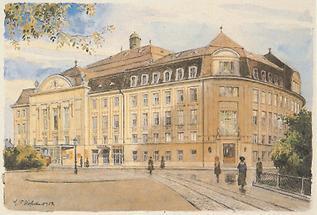 Wiener Konzerthaus 1913