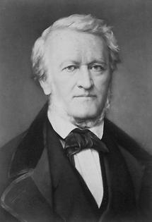 Portrait von Richard Wagner (1)